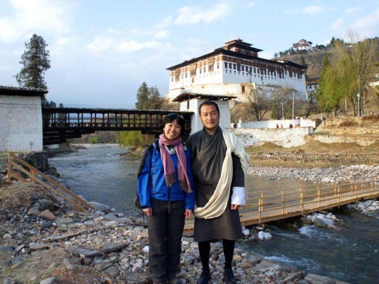 Guide in Bhutan