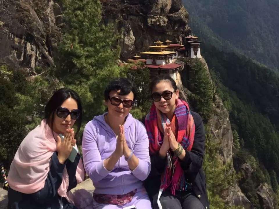 small luxury group tour to Bhutan