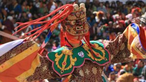 Read more about the article THIMPHU TSECHU-16th to 18th Sept 2021. (6 NIGHTS & 7 DAYS)