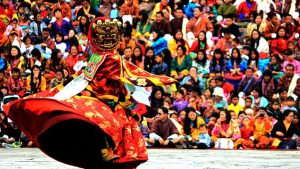 Read more about the article JAMBHAY LHAKHANG FESTIVAL 2021.