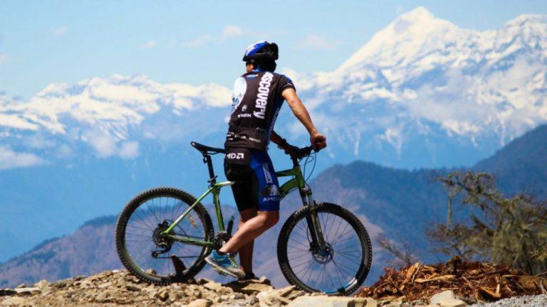Cycling Tour in Bhutan