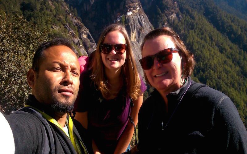 Women Bhutan Travel