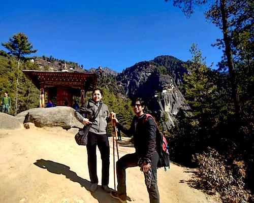 Bhutan walking Holidays