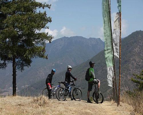 Cycling tours in Bhutan