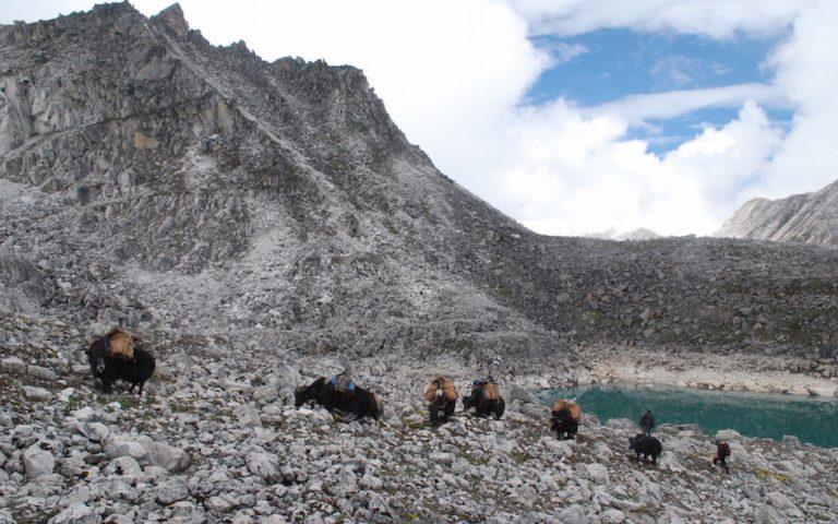 best scenic trek of Bhutan