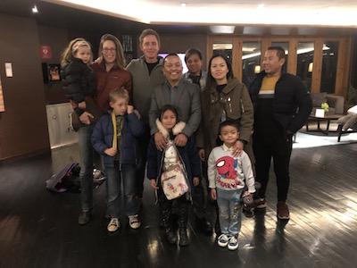 Bhutan Family Vacation